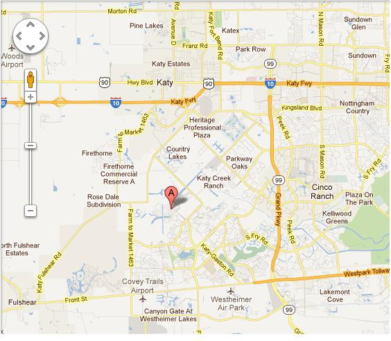 Map Of Texas Katy.Pine Mill Ranch Homes Real Estate Of Katy Texas